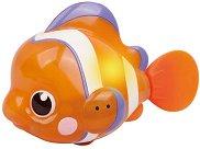 Плуваща рибка -