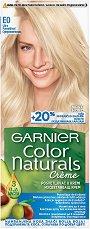 Garnier Color Naturals Bleching Cream - Изрусяващ крем за коса - крем