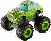 """Пикъл - Метална количка от серията """"Пламъчко и машините"""" - играчка"""