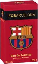 FC Barcelona EDT - Мъжки парфюм - раница