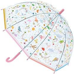 Детски чадър - Птици - продукт