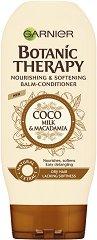 Garnier Botanic Therapy Coco Milk & Macadamia Balm-Conditioner - шампоан