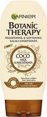 Garnier Botanic Therapy Coco Milk & Macadamia Balm-Conditioner - сапун