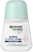 "Garnier Mineral Action Control+ Anti-Perspirant Roll-On - Ролон дезодорант от серията ""Deo Mineral Action Control+"" - лак"