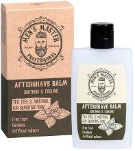 Men's Master Professional Soothing & Cooling Aftershave Balm - продукт