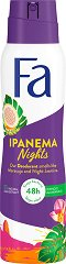Fa Brazilian Vibes Ipanema Nights Deodorant - балсам