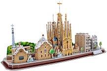 Барселона - 3D пъзел - пъзел