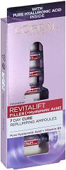 L'Oreal Revitalift Filler HA Replumping Ampoules - продукт