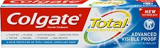 Colgate Total Advanced Visible Proof Toothpaste - Паста за зъби - крем