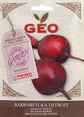 """Био семена от Червено Цвекло - Detroit - От серията """"Geo"""""""