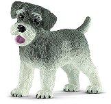 """Куче - Мини шнауцер - Фигура от серията """"Животните от фермата"""" -"""