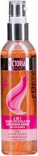 Victoria Beauty 2 in 1 Liquid Crystals And Hair Repair Serum - пудра