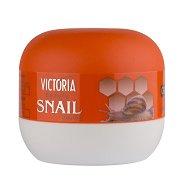 Victoria Beauty Snail Extract Softening Cream-Vaseline - Омекотяващ крем-вазелин за пети с екстракт от охлюви - продукт