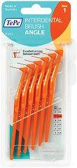 TePe Interdental Brush Angle - Size 1 - продукт