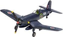 Боен самолет - F4U-1B Corsair Royal Navy - макет