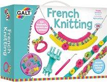 Първи стъпки във френското плетиво - Творчески комплект -