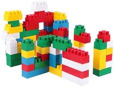 Детски конструктор - Комплект от 75 части -