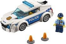 LEGO: City - Полицейски патрул - играчка