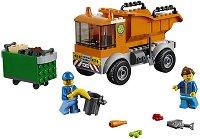 """Камион за боклук - Детски конструктор от серията """"LEGO: City"""" - играчка"""