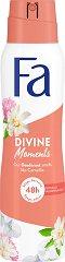 Fa Divine Moments Deodorant - балсам