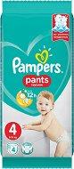Pampers Pants 4 - Maxi - Гащички за еднократна употреба за бебета с тегло от 9 до 15 kg - пюре
