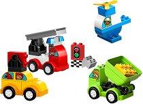 LEGO: Duplo - Моите първи превозни средства - играчка