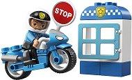 LEGO: Duplo - Полицейски мотор - детски аксесоар