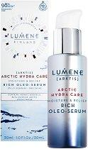 Lumene Arctic Hydra Care Moisture & Relief Rich Oleo-Serum - олио