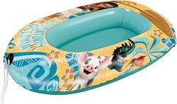 Надуваема детска лодка - Океански приключения - кукла