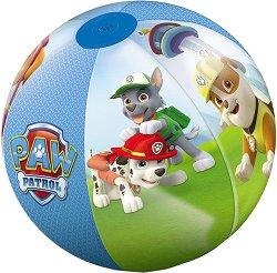 """Надуваема топка - Към базата - С диаметър ∅ 50 cm от серията """"Пес Патрул"""" - продукт"""