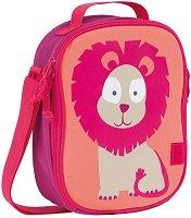 Термочанта за храна - Wildlife Lion - детски аксесоар