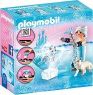 """Принцеса Зимен цвят - Детски конструктор от серията """"Playmobil: Magic"""" -"""