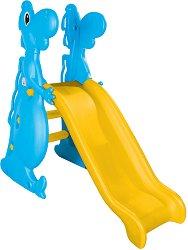 Детска пързалка - Happy Dino - играчка
