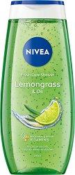 Nivea Lemongrass & Oil Shower Gel - продукт