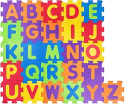 Английска азбука -