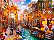 Залез над Венеция -