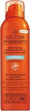 Collistar Active Protection Sun Spray - SPF 50+ - Слънцезащитен спрей за лице и тяло -
