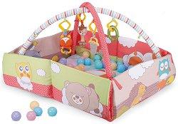 Активна гимнастика - Ginger - Комплект с топки за игра -