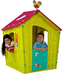 Детска сглобяема къща за игра - Magic - Размери 110 / 146 / 110 cm - продукт