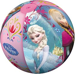 Надуваема топка - Елза и Анна - творчески комплект