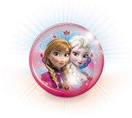 Светеща топка - Елза и Анна - кукла