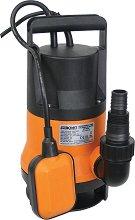 Потопяема помпа с поплавък за мръсна вода - Модел BK-WP30