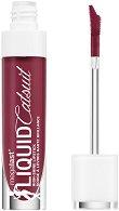Wet'n'Wild MegaLast Liquid Catsuit High-Shine Lipstick - Течно червило с блестящ ефект - продукт