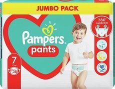 Pampers Pants 7 - продукт