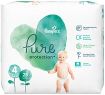 Pampers Pure Protection 4 - продукт