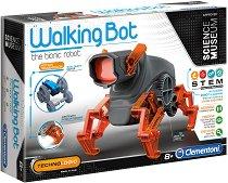 """Робот - Walking Bot - Образователен комплект от серията """"Science and Play"""" -"""