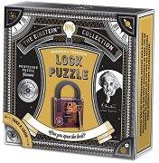 """Lock Puzzle - 3D пъзел от серията """"The Einstein Collection"""" -"""