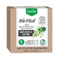 """Натурален регенериращ крем за лице 25+ - От серията """"Bio Vital"""" -"""