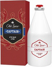 "Old Spice Captain After Shave Lotion - Лосион за след бръснене от серията ""Captain"" -"