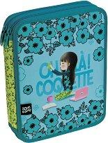 Несесер с ученически пособия - Oh La La Coquette - детски аксесоар
